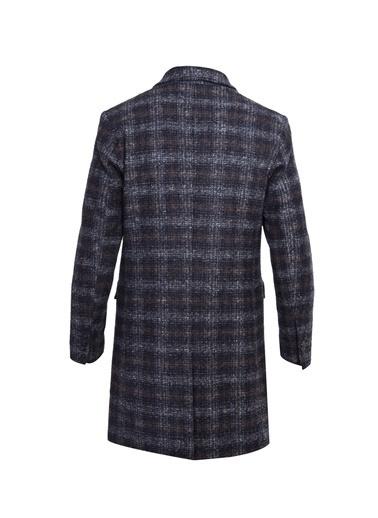 Abdullah Kiğılı Palto Lacivert